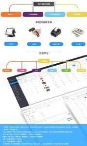 [华易门店会员卡营销系统1.1.6] 功能模块+手机收银管理端+PC收银管理端+积分商城